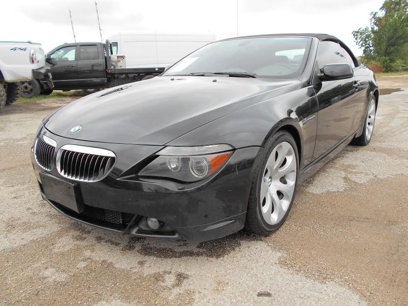 BMW 645Ci CONVERTIBLE 2004 price $15,995