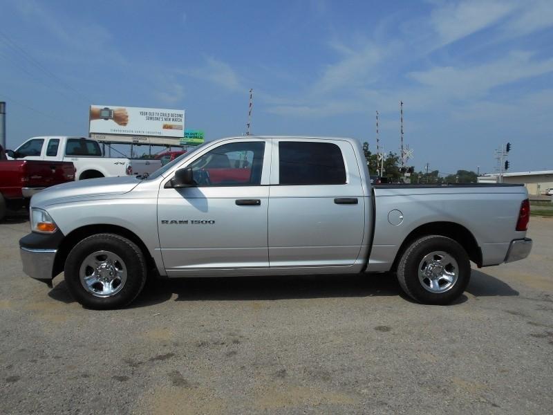 RAM 1500 CREW CAB AUTOMATIC 2012 price $8,995