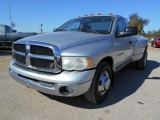 Dodge Ram 3500 MANUAL 5.9L CUMMINS DIESEL 2003