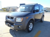Honda Element EX MANUAL 2003