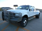 Ford F350 4X4 POWER STROKE DIESEL 2007