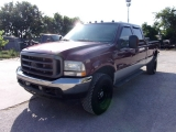 Ford F350 FX4 4X4 POWER STROKE DIESEL 2004