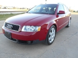 Audi A4 STATION WAGON AWD 2002