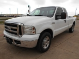 Ford F250 XLT SUPERCAB CAB 2006