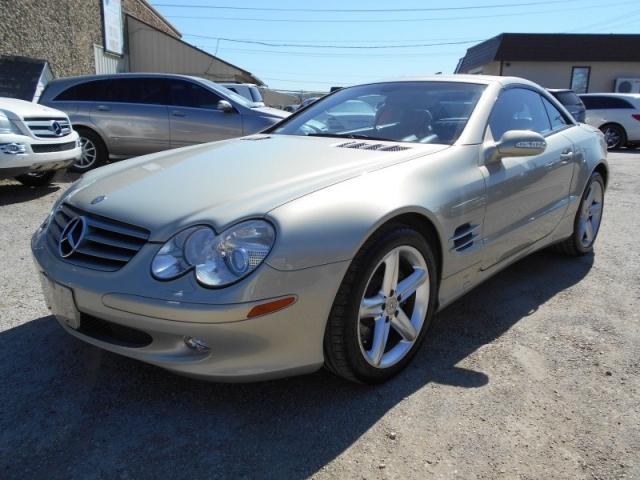 2003 Mercedes-Benz SL500 DESIGNO 45K MILES