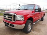 Ford F250 4X4 POWER STROKE DIESEL 2006