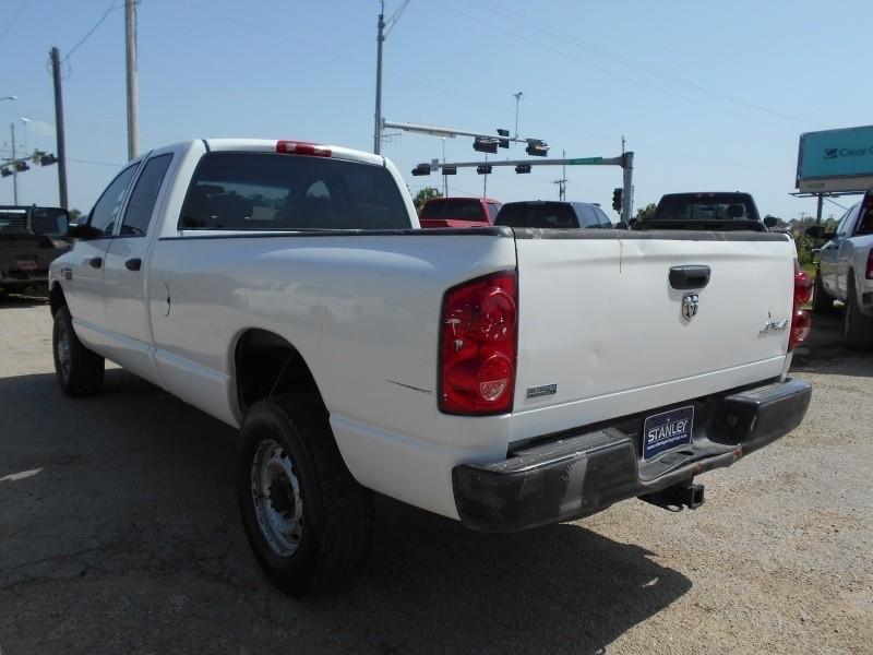 "Automart Of Dallas >> 2008 Dodge Ram 2500 4WD Quad Cab 160.5"" Laramie - Inventory | Automart Of Dallas | Auto ..."