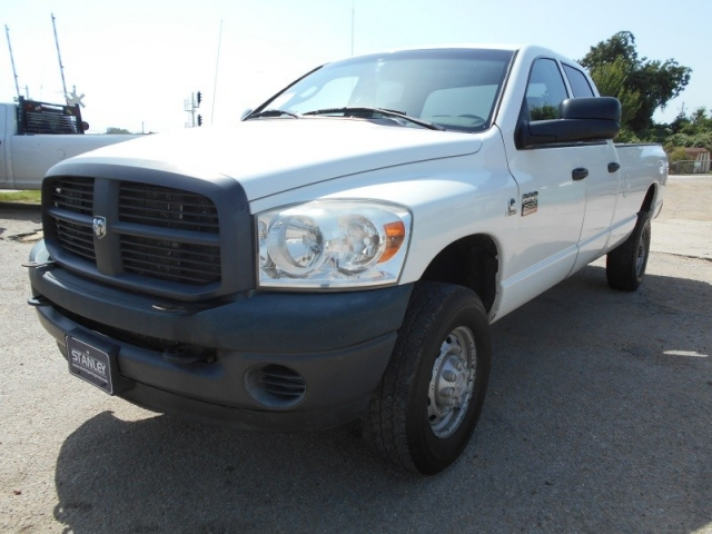 2008 Dodge Ram 2500 4X4 CUMMINS DIESEL