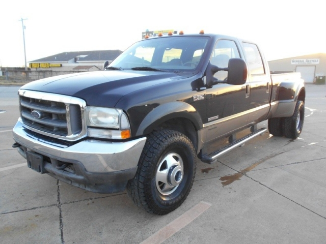2004 Ford F350 4X4 POWER STROKE DIESEL