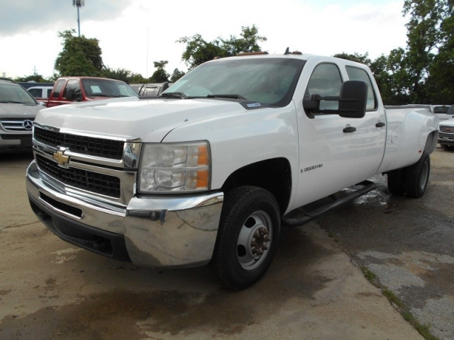2008 Chevrolet Silverado 3500HD DIESEL DUALLY