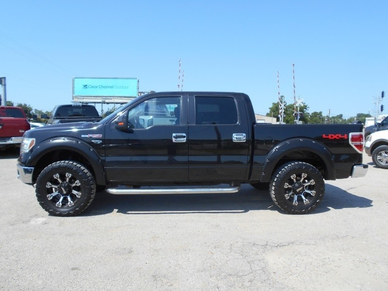 Ford F-150 FX4 4X4 LIFTED STAR WHEELS 2010 price $19,995
