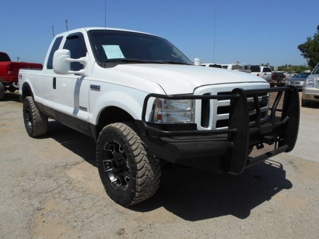 2006 Ford F250 4X4 POWER STROKME DIESEL