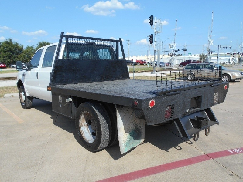 Ford F450 FLAT BED 7.3L POWER STROKE DIESEL 2001 price $7,995