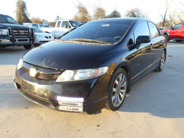 2009 Honda Civic SEDAN SSSSSSIIIIIIIII
