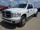 Dodge Ram 3500 4X4 MEGA CAB DUALLY 2007