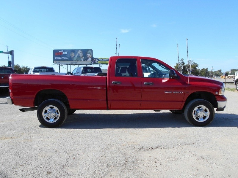 Dodge Ram 2500 4x4 5.9L CUMMINS DIESEL 2005 price $12,995