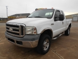 Ford F250 4X4 2005