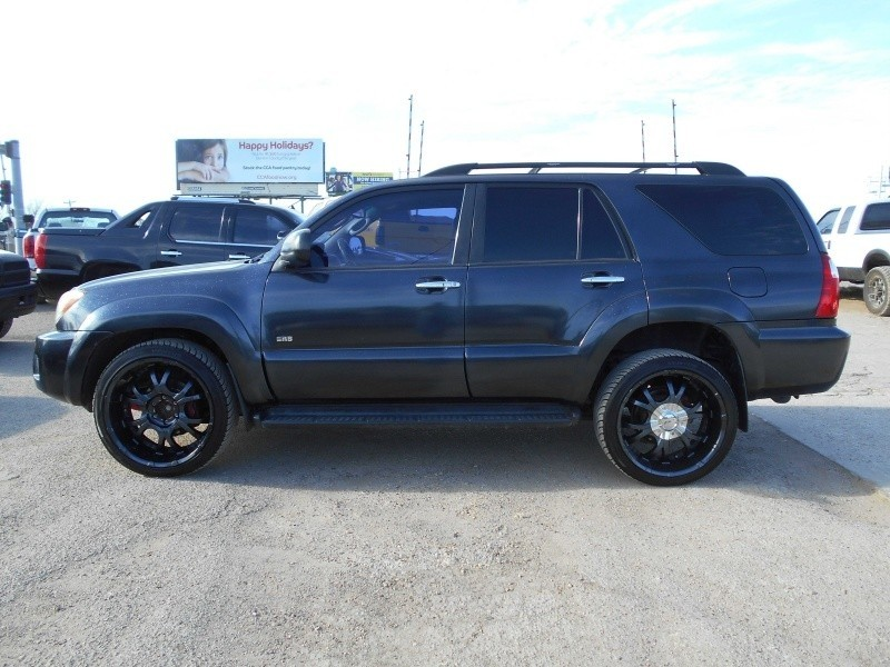 2007 toyota 4runner 2wd 4dr v6 sr5 natl inventory automart of dallas auto dealership in. Black Bedroom Furniture Sets. Home Design Ideas