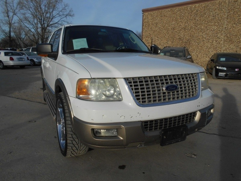 2004 Ford Expedition 5.4L Eddie Bauer - Inventory ...