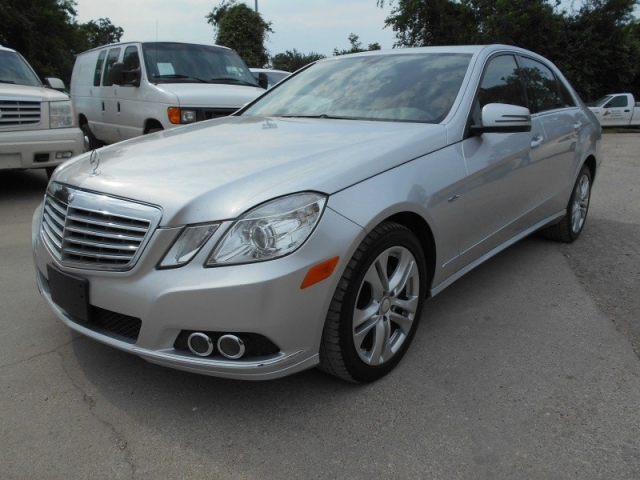 2011 Mercedes-Benz E350 CDI BlueTec