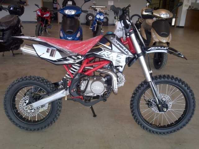 2017 Brand New Youth And Adult Dirt Bikes By Appollo Arizona