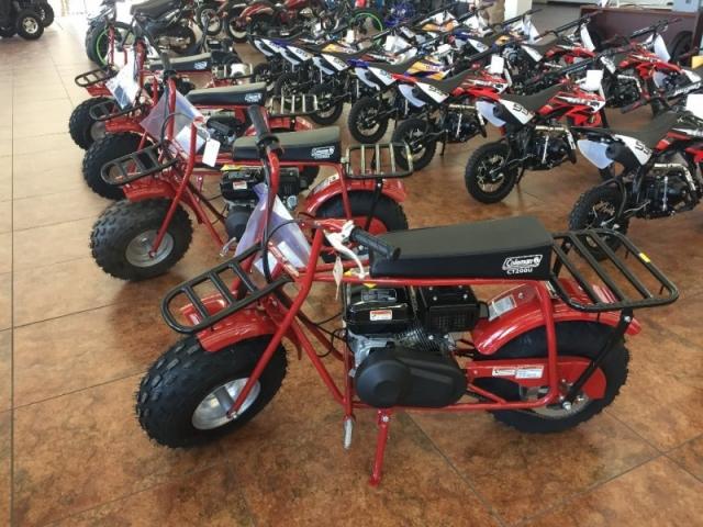 2017 Coleman Powersports CT200 MINI BIKE