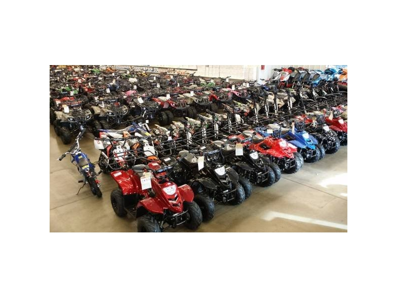 TAO MOTOR BOULDER 110 2020 price $699