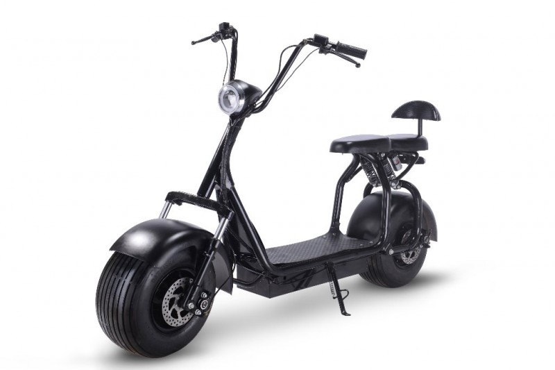 Electric 1000w Fat Tire Scooters Ez Finance