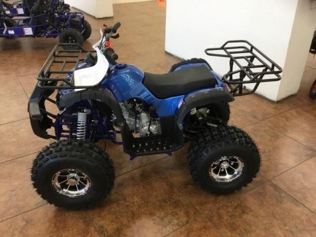 2018 TAO MOTOR T FORCE 125