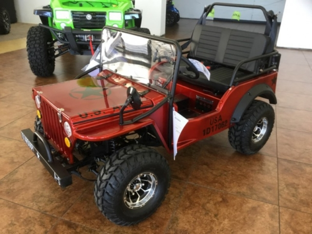 2018 Coolster Jeep