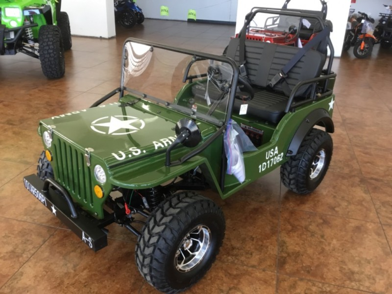 Gas Prices In Arizona >> NEW YOUTH 125CC JEEP! LOWEST PRICES IN AZ! - Arizona Motor ...