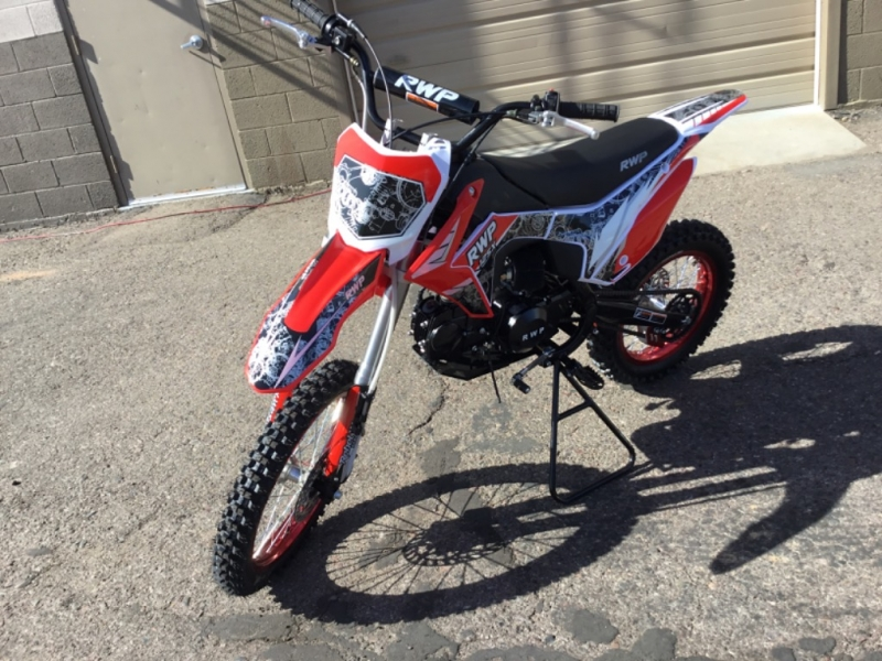 RWP 125X 2020 price $1,099
