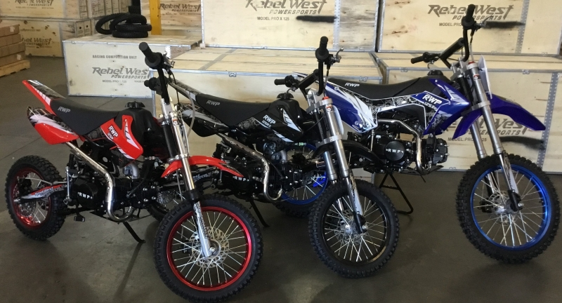Rebel West 125R 2020 price $999