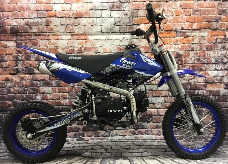 Rebel West 125RX 2020 price $999