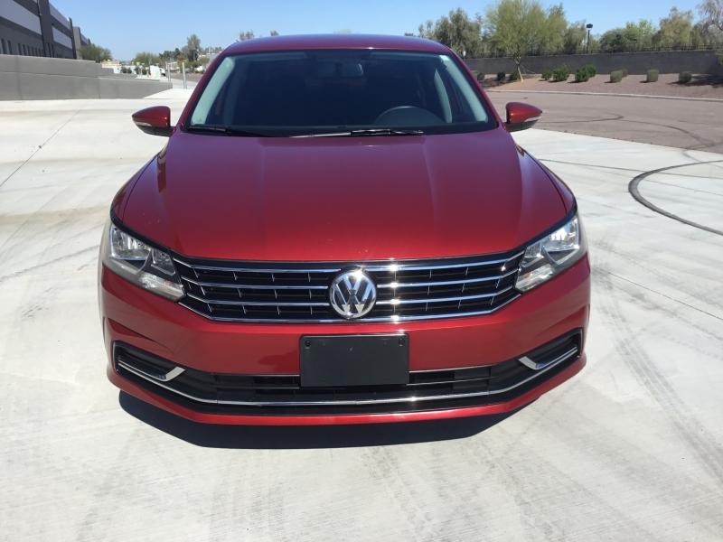 Volkswagen Passat 2017 price $11,990