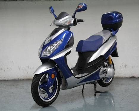 2018 ROKETA 150cc MC 75L