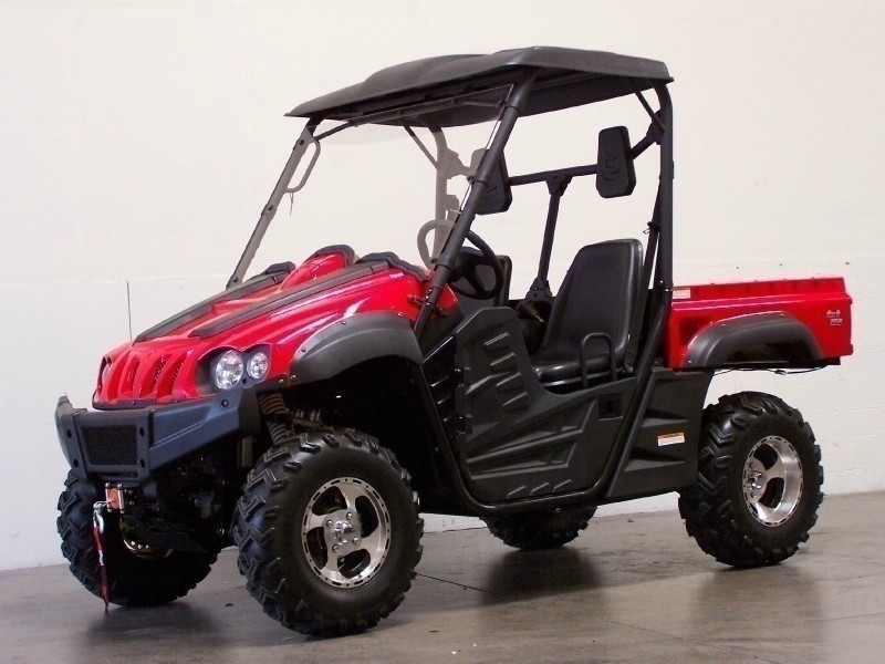 2014 HiSun 4X4 Side By Side UTV ** FINANCE AVAILABLE