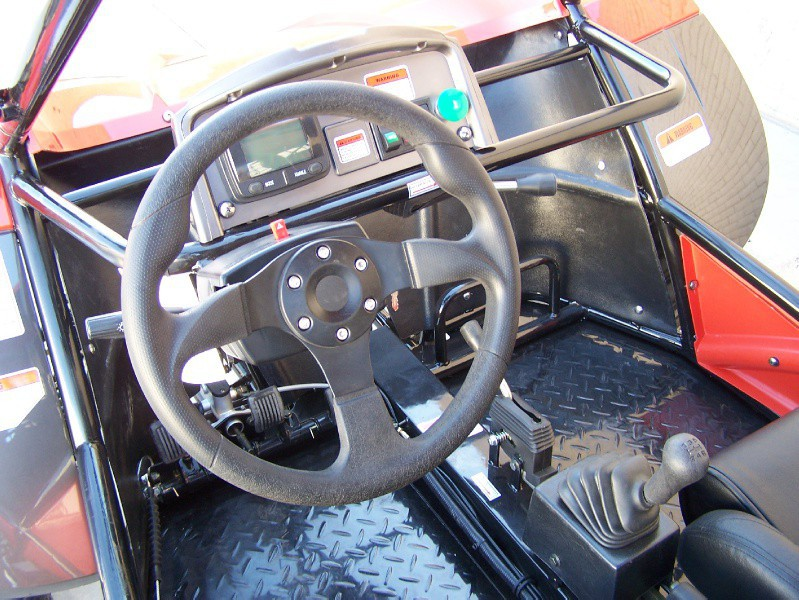 2013 Renli Rl 1100 4x4 Sand Buggy 1 Year Warranty Mesa