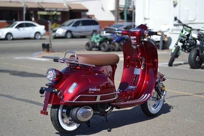 Yamaha Kids Atv >> JUST ARRIVED ZEN 150CC SCOOTER VESPA STYLE - Arizona Motor ...