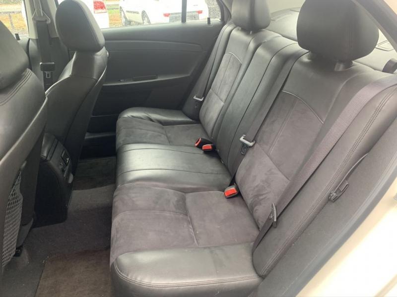 CHEVROLET MALIBU 2012 price $7,500