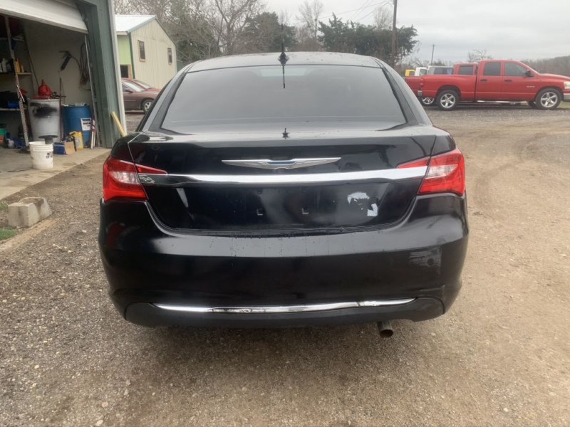 CHRYSLER 200 2012 price $6,500