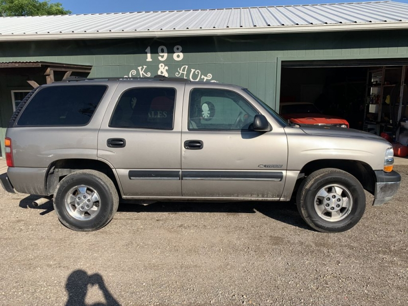 CHEVROLET TAHOE 2001 price $5,995