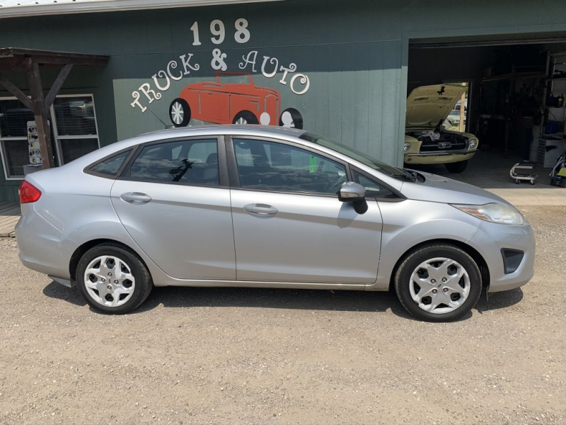 FORD FIESTA 2013 price $7,995