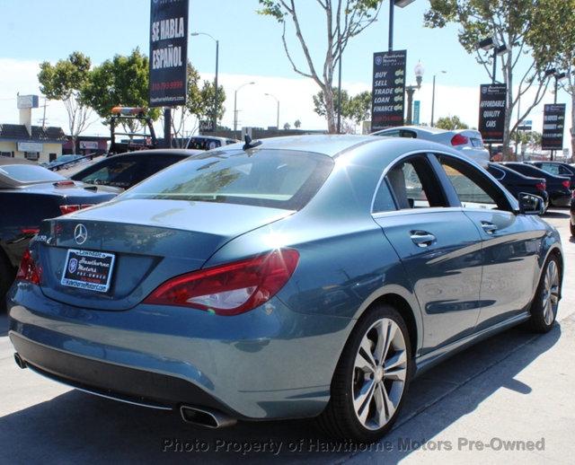 Mercedes-Benz CLA 2014 price $18,995