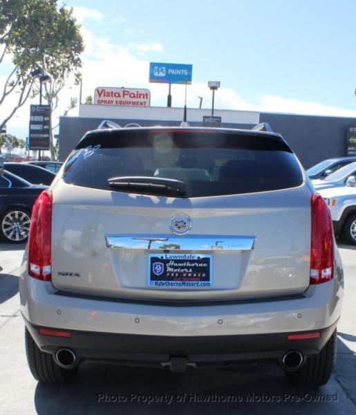 Cadillac SRX 2011 price $13,400