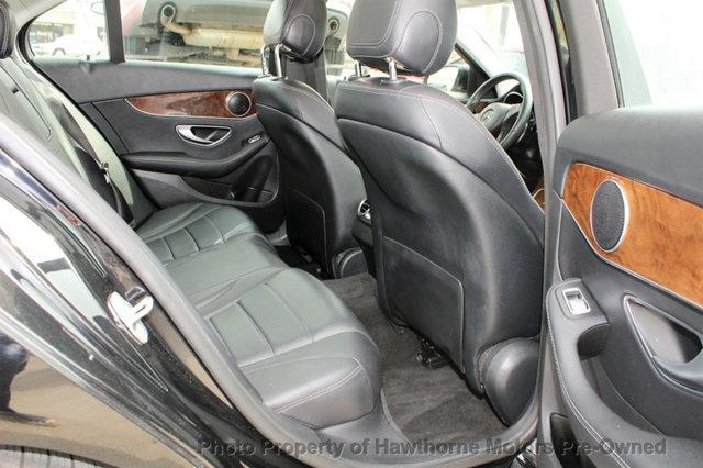 Mercedes-Benz C-Class 2017 price $21,395