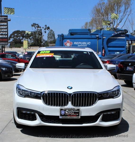 BMW 7 Series 2016 price $37,995