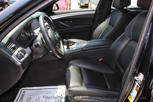 BMW 5 Series 2016 price $25,995