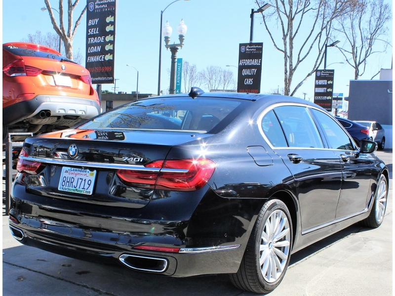 BMW 7-Series 2016 price $30,995