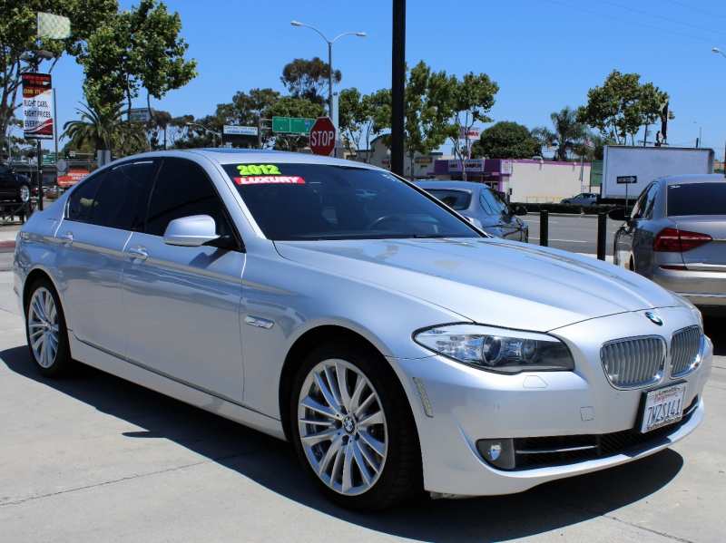 BMW 5-Series 2012 price $16,495